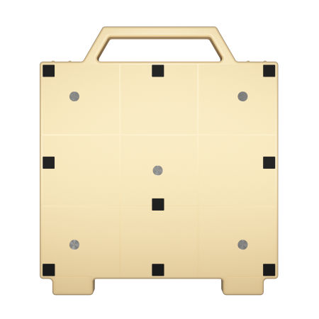 Build Tray for the Zortrax Inventure - 3D Printing Canada