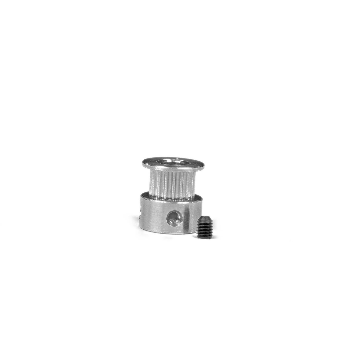 Gates 2MR-18S-06 GT2 Pulley - 3D Printing Canada