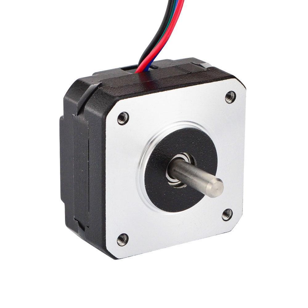 NEMA17 21mm 0.9 Degree Stepper Motor 3D Printing Canada