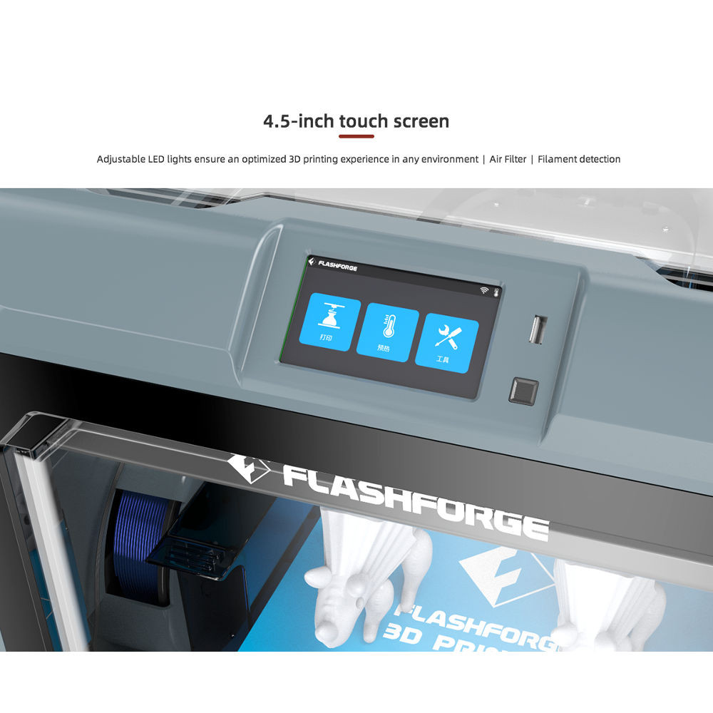 Flashforge Creator 3 IDEX - 3D Printer Canada