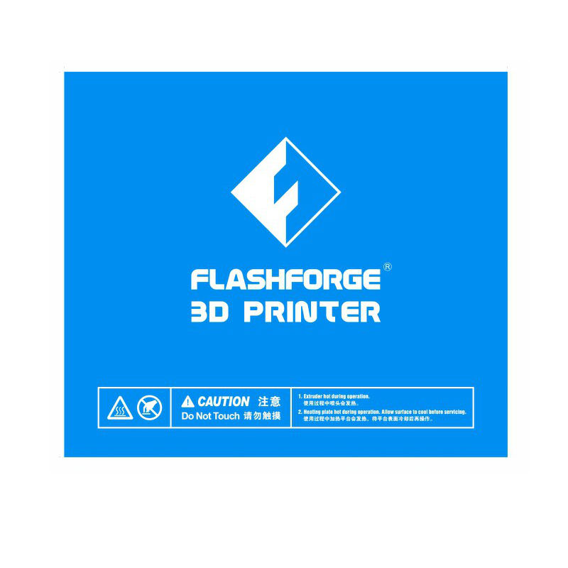 Flashforge Build Plate Tape - 3D Printer Spare Parts