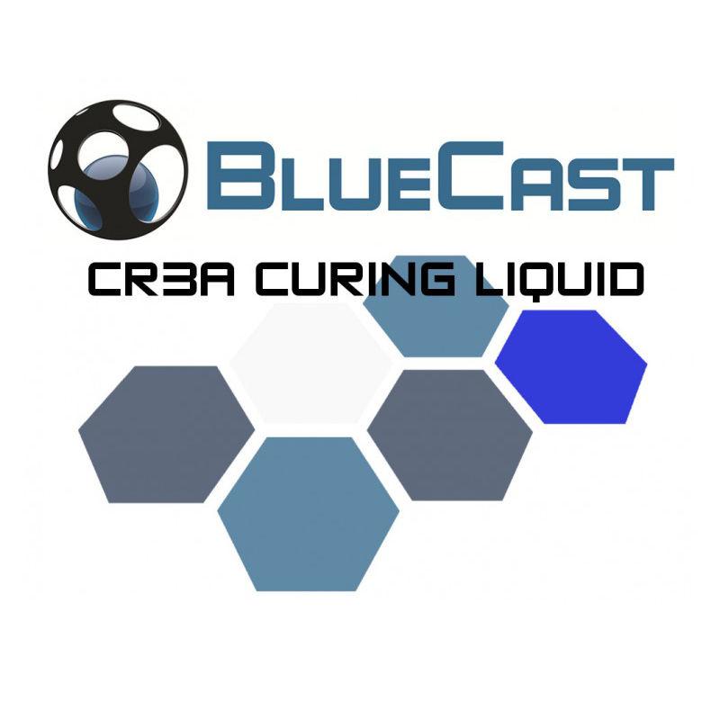 BlueCast Cr3a Castable Wax 3D Printer Resin Curing Liquid - 3D Printing Canada