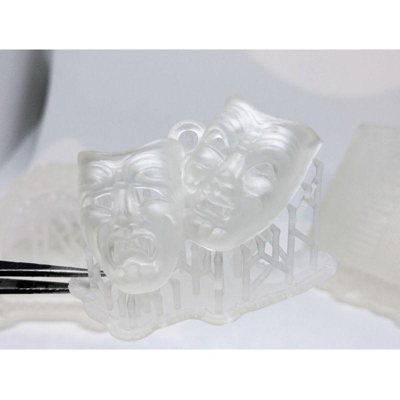 BlueCast Clear D Formlabs SLA 3D Printer Resin - 3D Printing Canada