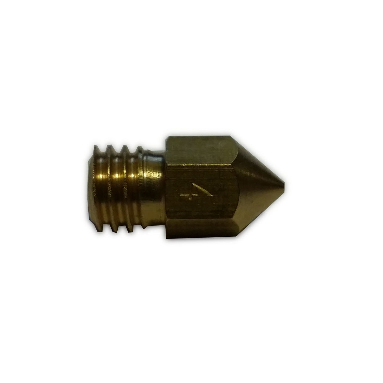 MK8 Brass Nozzle - 3D Printing Canada