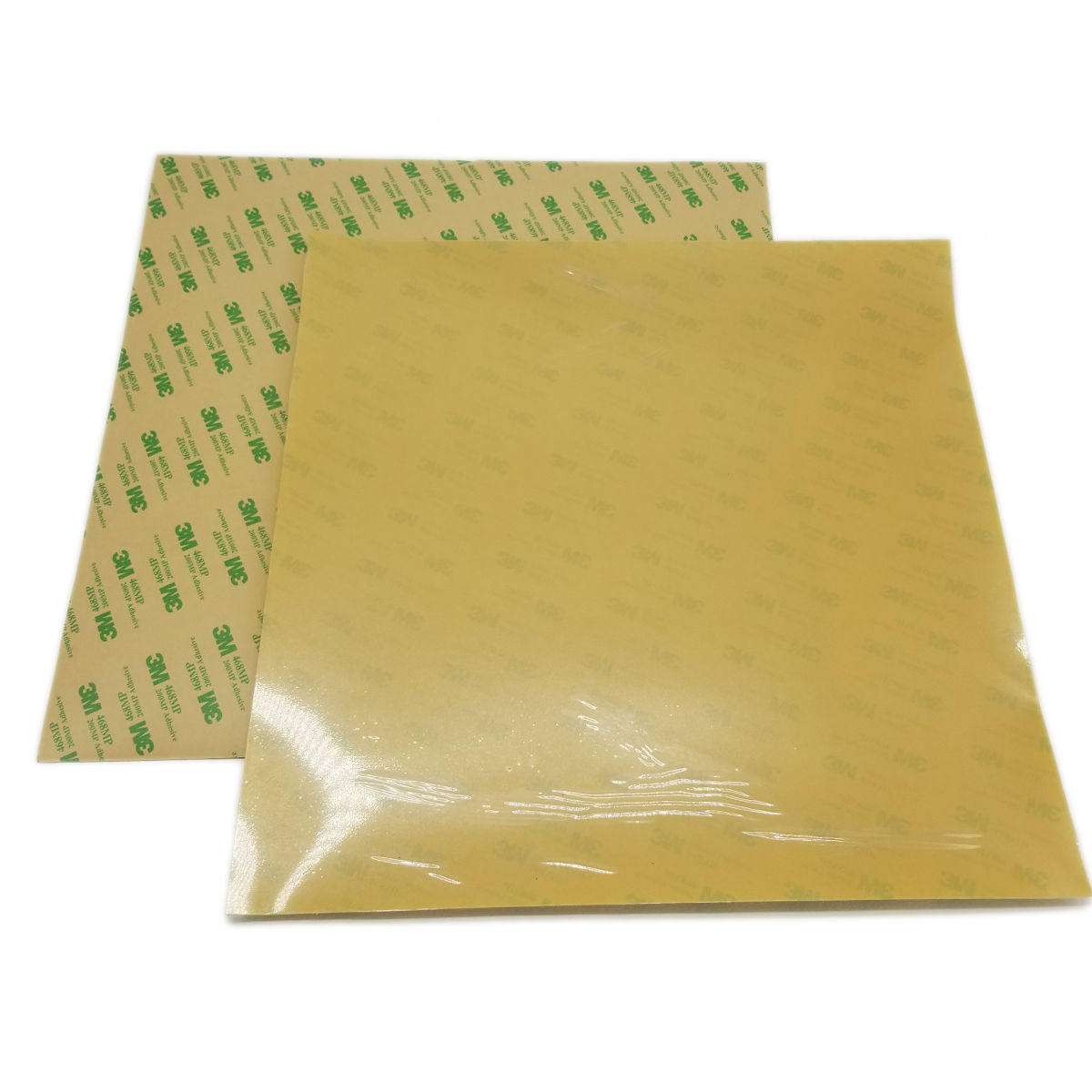 PEI Sheet (polyetherimide) with 3M 468MP adhesive sheet 3D Printing Canada
