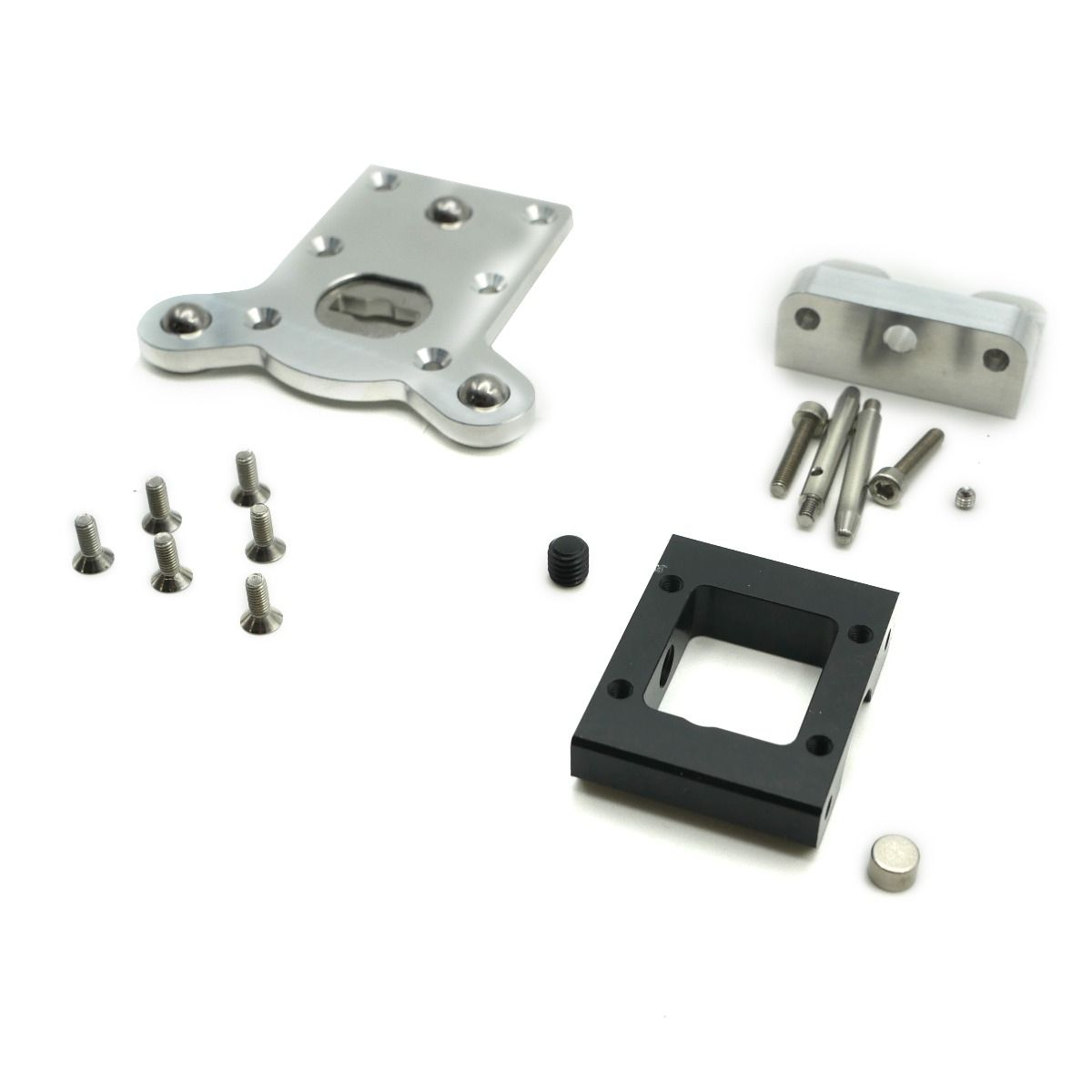 Blank Tool Plate and Dock Kit for E3D ToolChanger - 3D Printing Canada