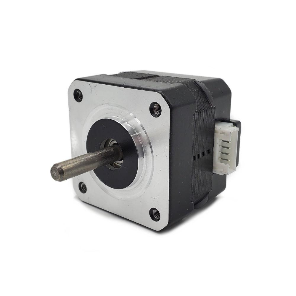 NEMA17 34mm 0.9 Degree Temperature Stepper Motor 3D Printer Spare Parts