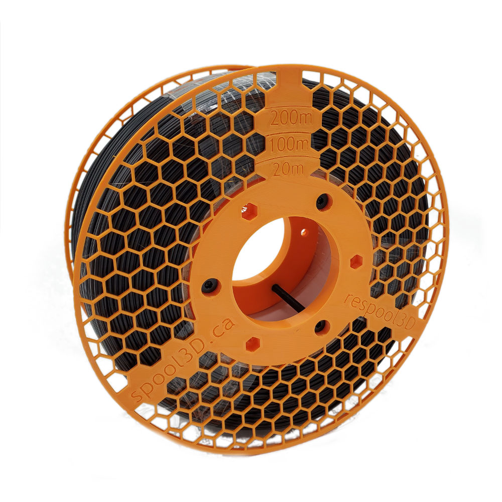 reSpool3D Refill Hexagon Spool Holder - Masterspool - 3D Printer Spare Parts and Accessories