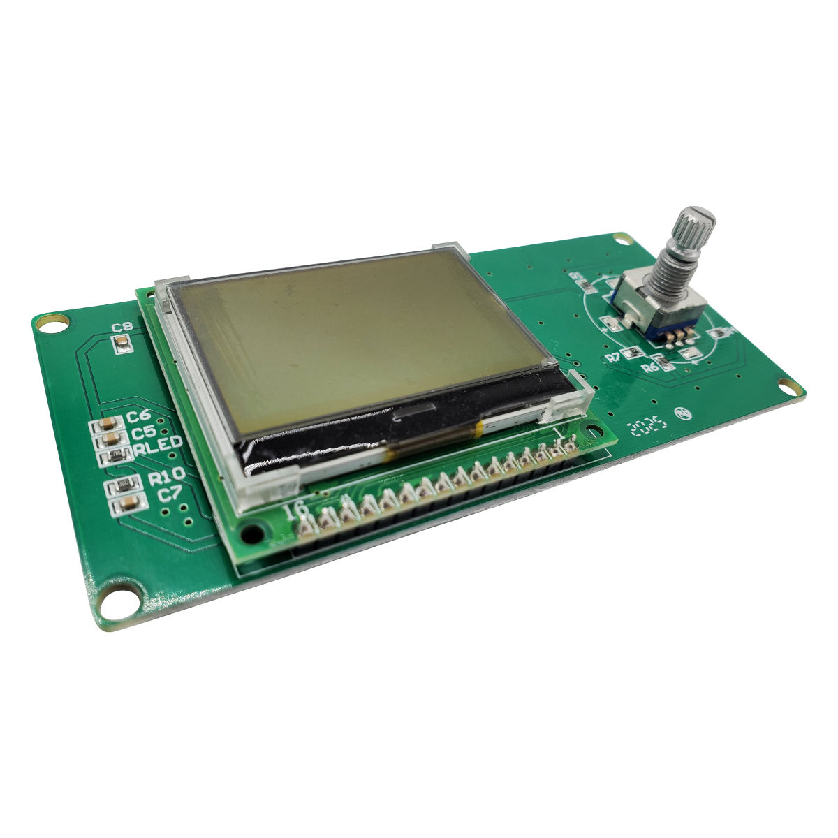 Creality CR-20 Series LCD Display Screen - 3D Printing Spare Parts Canada