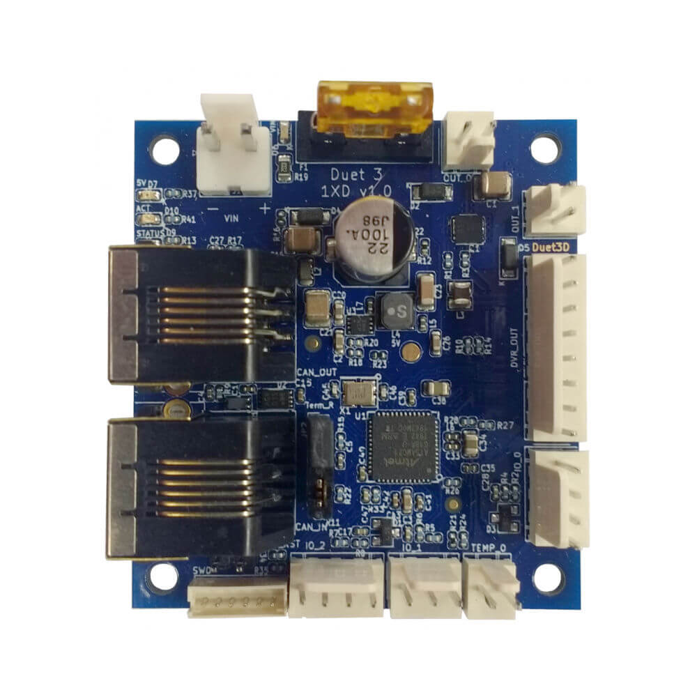 Duet 3 expansion board 1XD 3D Printer Controllers