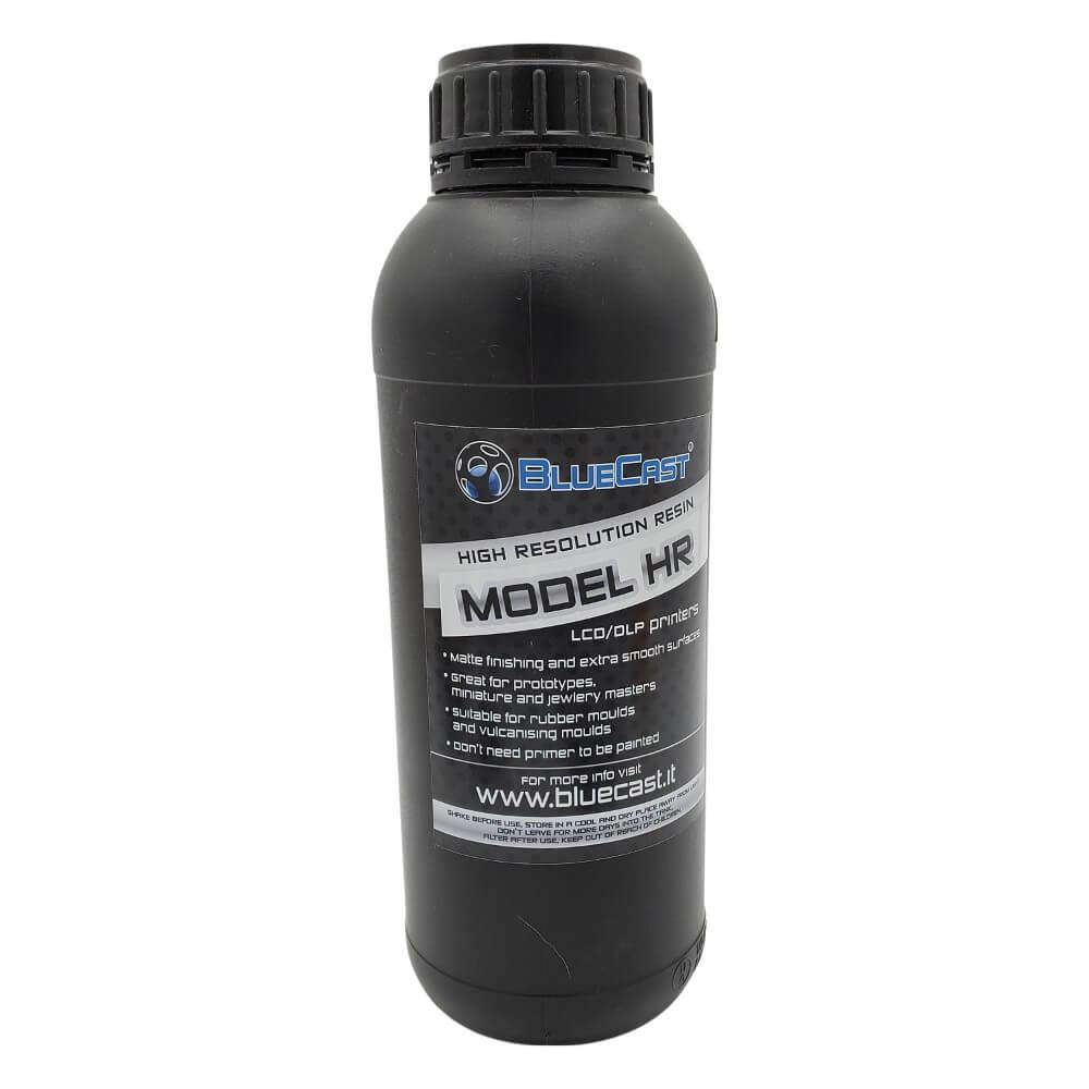 Model HR - LCD by Bluecast - 1000g - 3D Printer Resin