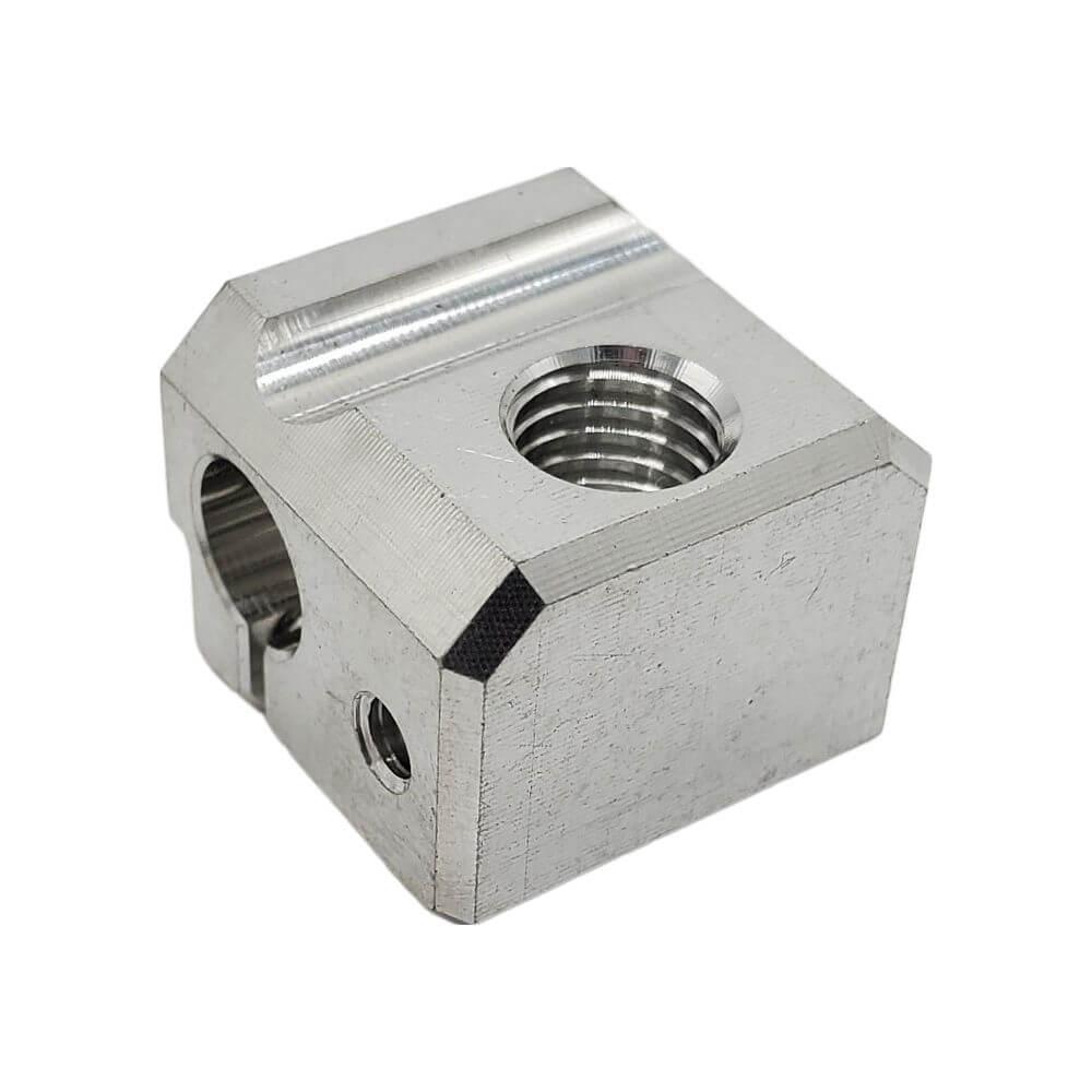 Creator Pro 2 Heater Block - 3D Printer Spare Parts