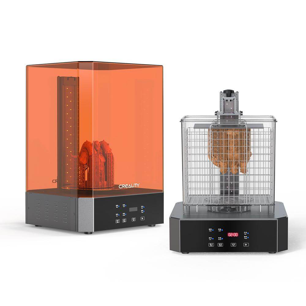 Creality UW-02 Washing and Curing Station for Resin 3D Prints