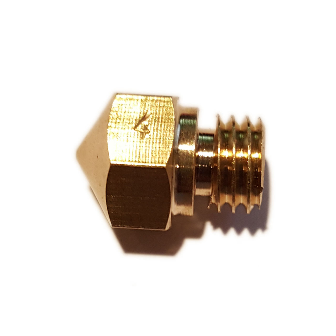 MK10 0.4mm Brass Nozzle - 3D Printing Canada