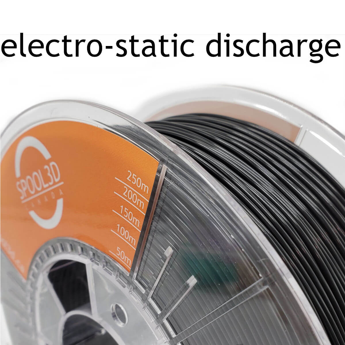 ABS - Electro-Static Discharge - 1.75mm 3D Printer Filament