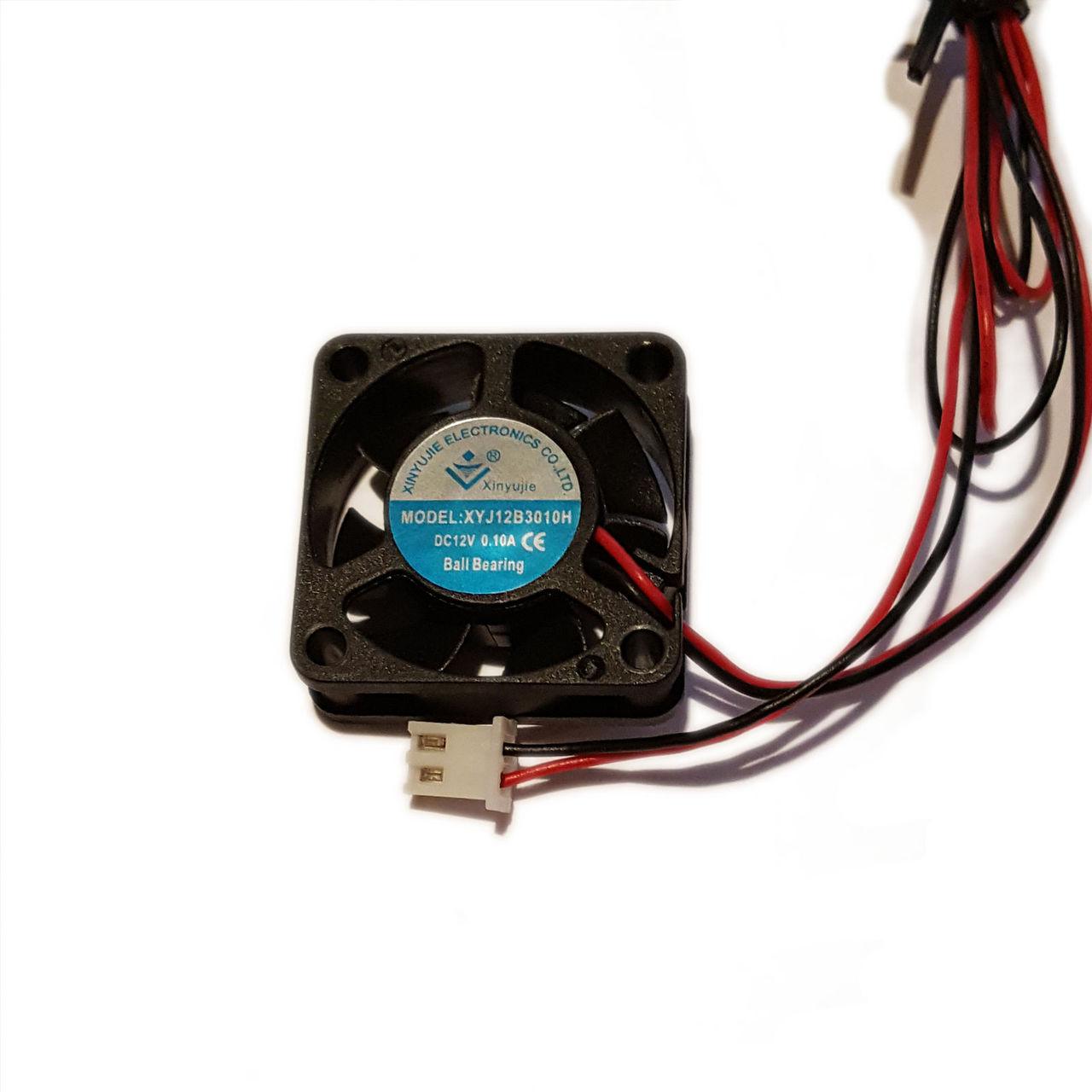 30mm x 30mm x 10mm Cooling Fan 3D Printing Canada