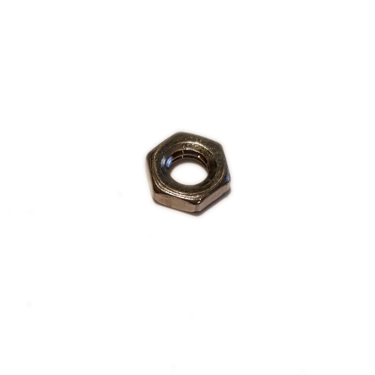 Hex Nut - Stainless Steel - 3D Printing Canada