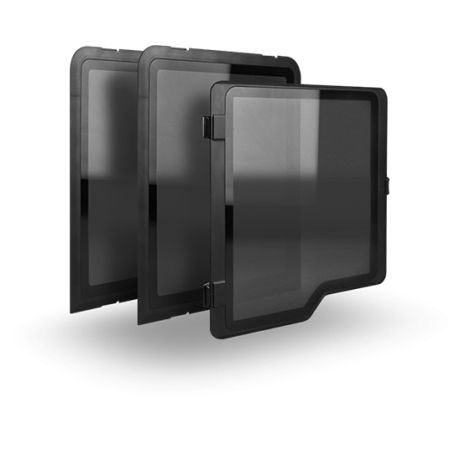 Side Covers for the Zortrax M200 - 3D Printing Canada