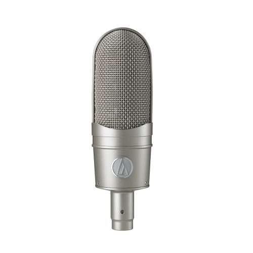 Audio-Technica AT4080 Phantom-Powered Bidirectional Ribbon Microphone