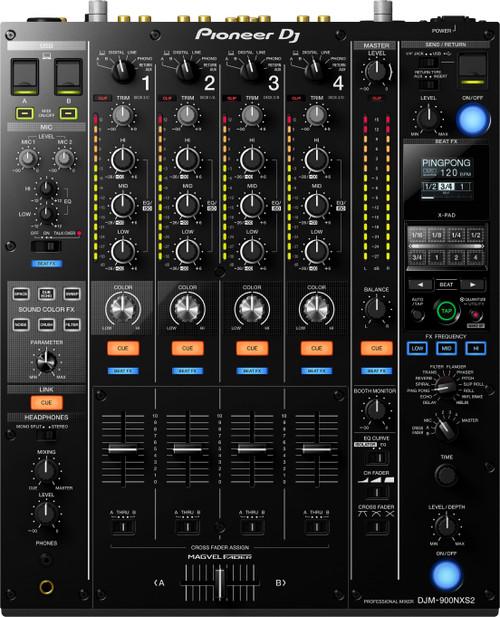Pioneer DJ DJM-900NXS2 4-Channel Digital Mixer