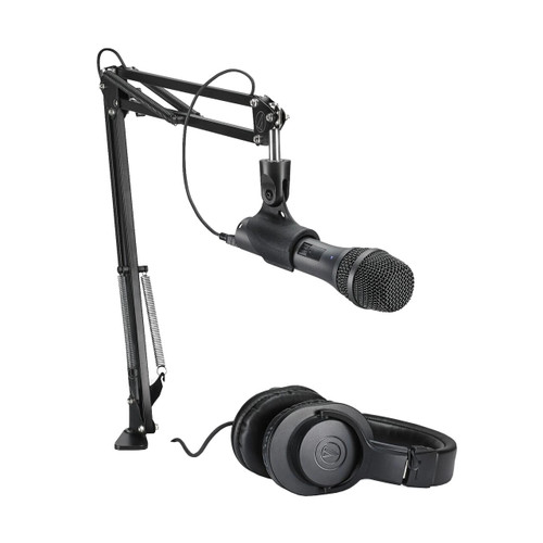 Audio-Technica AT2005USBPK Streaming / Podcasting Pack