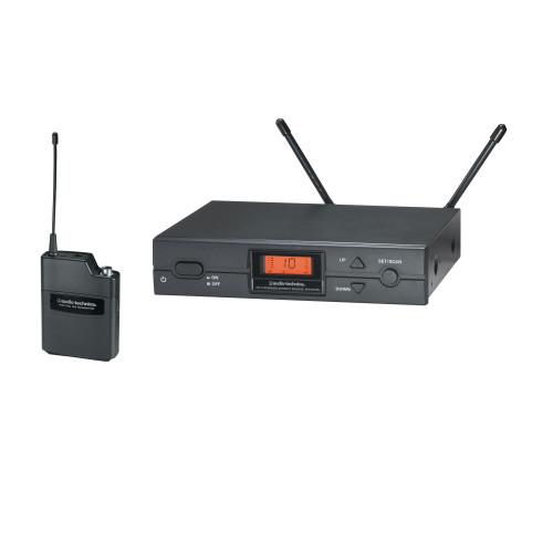 Audio-Technica ATW-2110b Digital Wireless Bodypack System