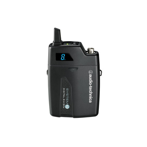 Audio-Technica ATW-T1001 Digital Wireless Bodypack Transmitter