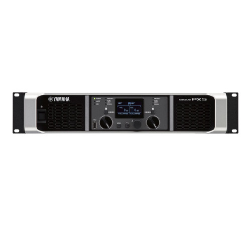 Yamaha PX5 Dual Channel Power Amplifier