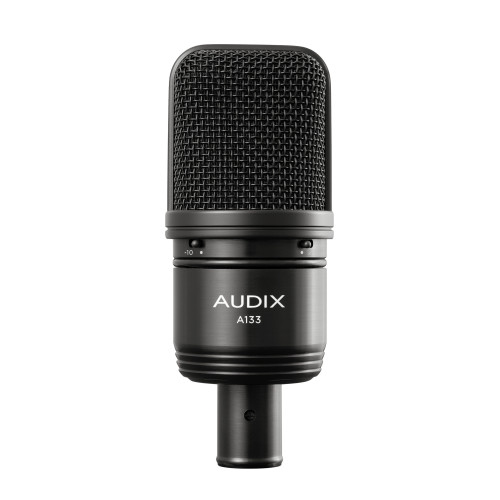Audix A133 Studio Condenser Microphone with Pad and Roll Off