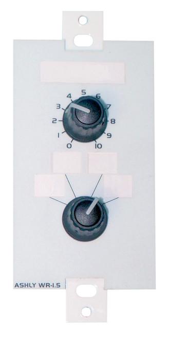 Ashly WR-1.5 Wall Remote