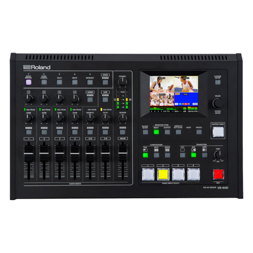 Roland VR-4HD HD AV Mixer