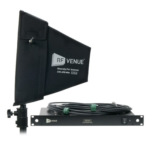 RF Venue DFINDISTRO4 Distribution System with Antenna