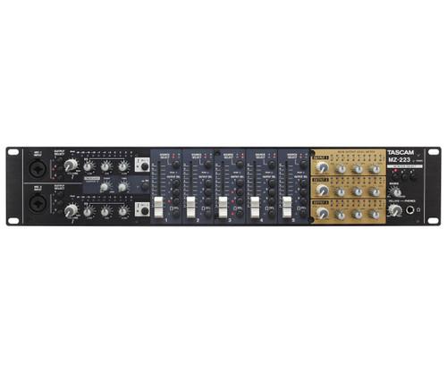 Tascam MZ-223 Triple Output Zone Mixer