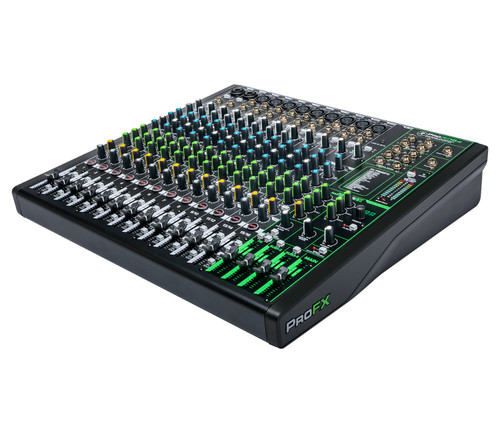 Mackie ProFX16v3 Effects Mixer with USB