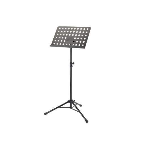 K&M 11940 Orchestra Music Stand, Black