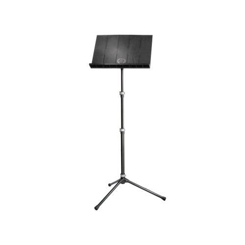K&M 12125 Orchestra Music Stand, Black
