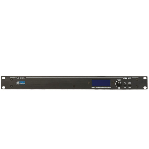 dB Technologies AC26N Digital Audio Processor