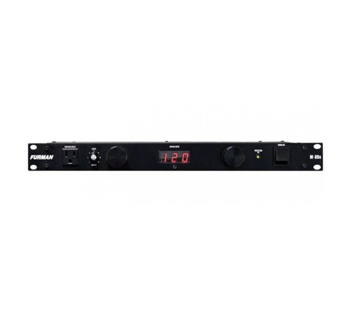 Furman M-8DX 15A Power Conditioner with Digital Meter