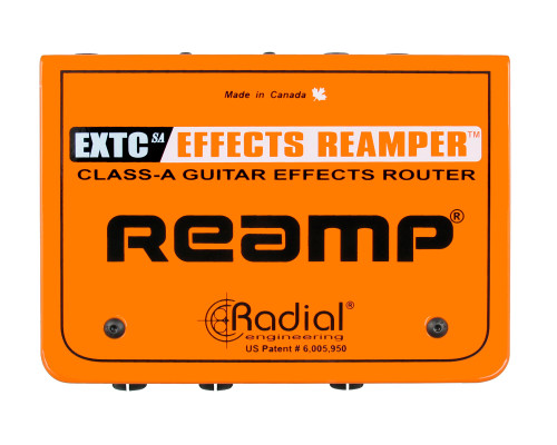 Radial EXTC-SA Guitar Effects Router