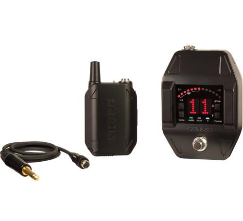 Shure GLXD16 (Z2) Wireless Guitar System