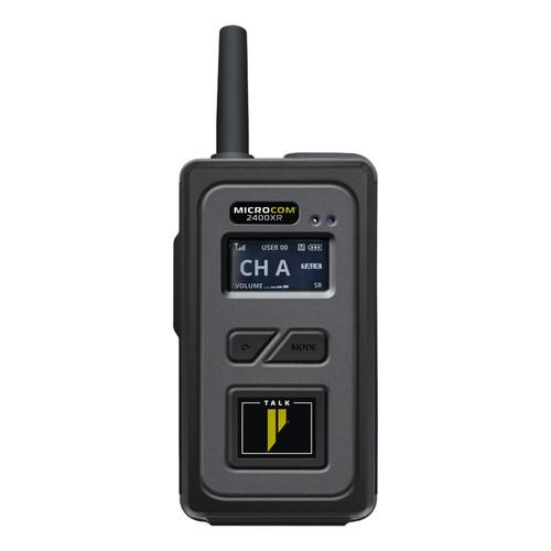 Pliant Technologies MicroCom 2400XR Two Channel Wireless Intercom System
