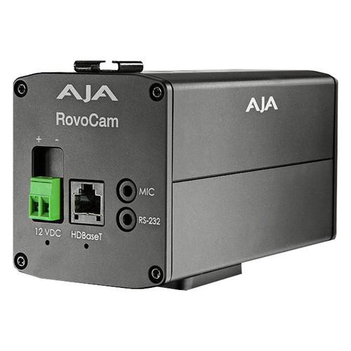 AJA ROVOCAM Integrated UltraHD/HD Camera with HDBaseT