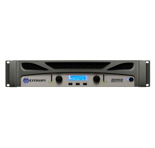 Crown XTi 2002 2-Channel 800W Power Amplifier