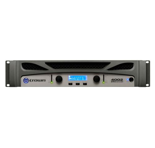 Crown XTi 4002 2-Channel 1200W Power Amplifier