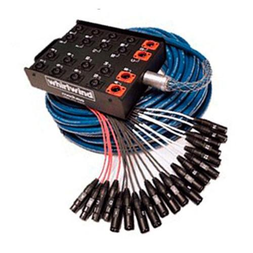 Whirlwind MS-16-4-XL Medusa Standard Audio Snake