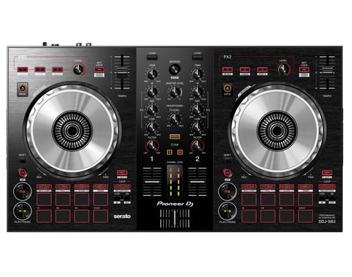 Pioneer DJ DDJ-SB3 2-Channel DJ Controller top