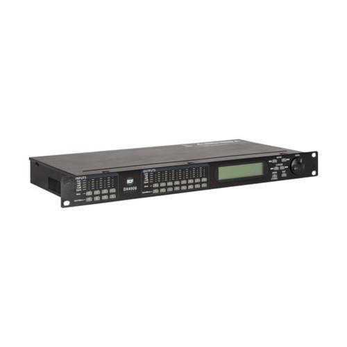 RCF DX-4008 4 Inputs, 8 Output Digital Processor