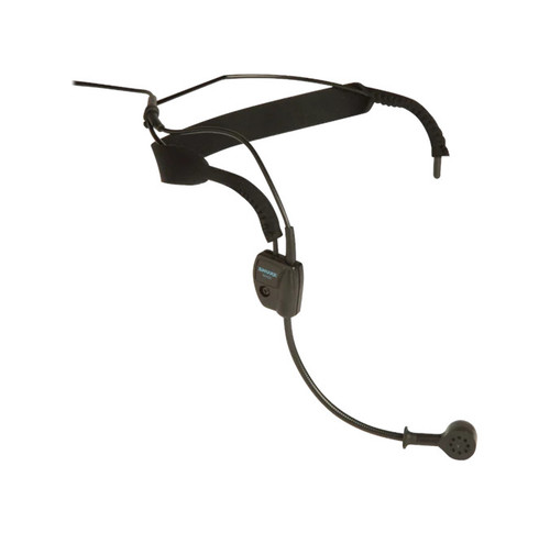 Shure WH20 Dynamic Headset Microphone