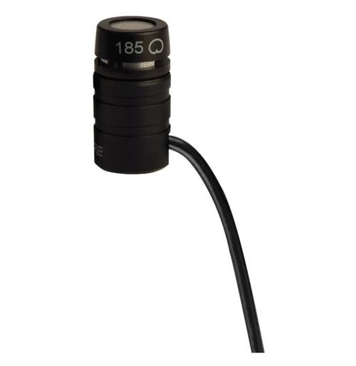 Shure WL185 Cardioid TQG Lavalier Microphone