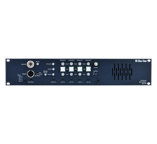 Clear-Com MS-704 Intercom Main Station